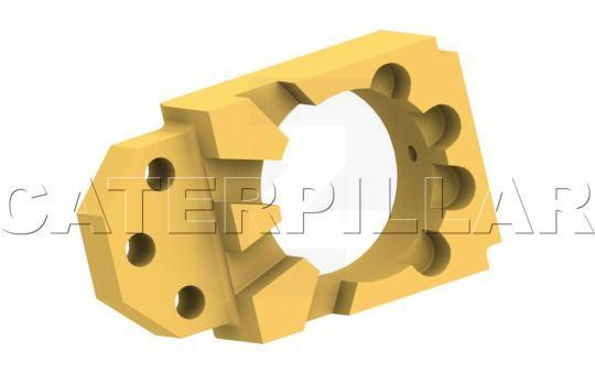 108-1136 Кронштейн металевий кріплення валу опорного ролика