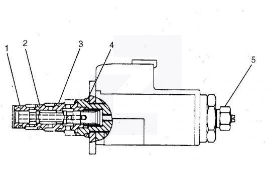 111-9916 Клапан-соленоїд